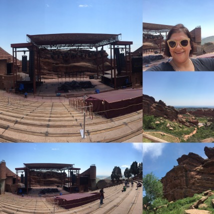 Red Rock Ampitheatre